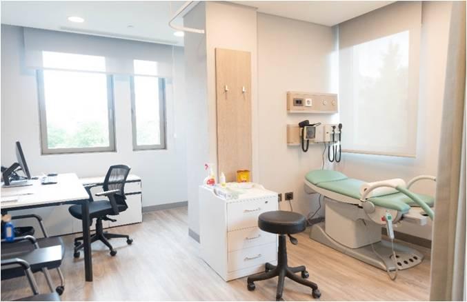 Диагностика в медицинском центре Медицинское оборудование MedAmerican в Турции