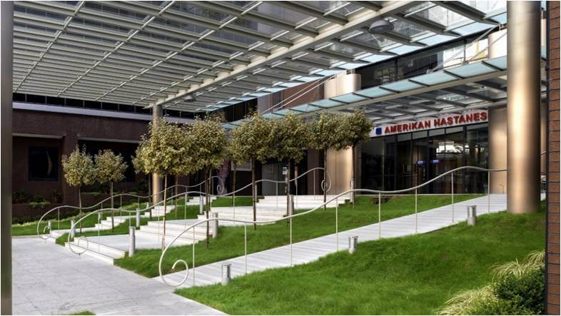 Американский госпиталь в Турции