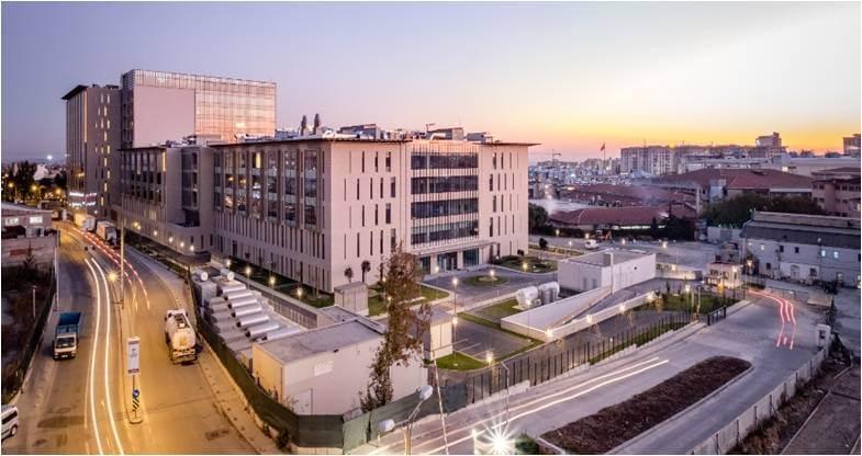 Больница университета Коч